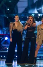 Little Mix At Strictly Come Dancing in London