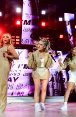 Little Mix Performing at the Capital FM Jingle Bell Ball in London