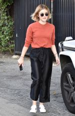 Lucy Hale Out in Los Angeles
