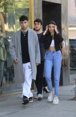 Madison Beer Out in Beverly Hills
