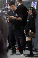 Madison Beer Outside the forum in Inglewood