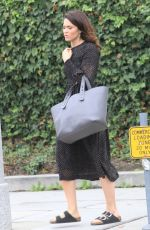 Mandy Moore Out in Beverly Hills