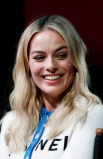Margot Robbie At SAG-AFTRA Foundation Converstations: