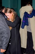 Mary-Kate and Ashley Olsen Enjoy low key dinner at Mr Chow in Tribeca, New York City
