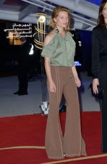 Melanie Thierry At Marrakech Film Festival opening night - Marrakech, Morocco