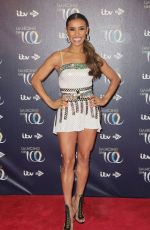 Melody Thornton At Dancing On Ice