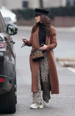 Michelle Keegan Out in Manchester