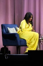 "Michelle Obama Discussing her book  ""becoming"" at barclays center in Brooklyn"
