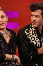 Miley Cyrus On The Graham Norton Show