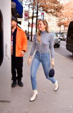 Miley Cyrus On the streets of Manhattan in New York City