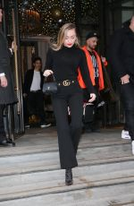 Miley Cyrus Out in London