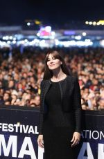 """Monica Bellucci At """"Asterix & Obelix: Mission Cleopatra Screening during the 17th Marrakech International Film Festival in Marrakech"""