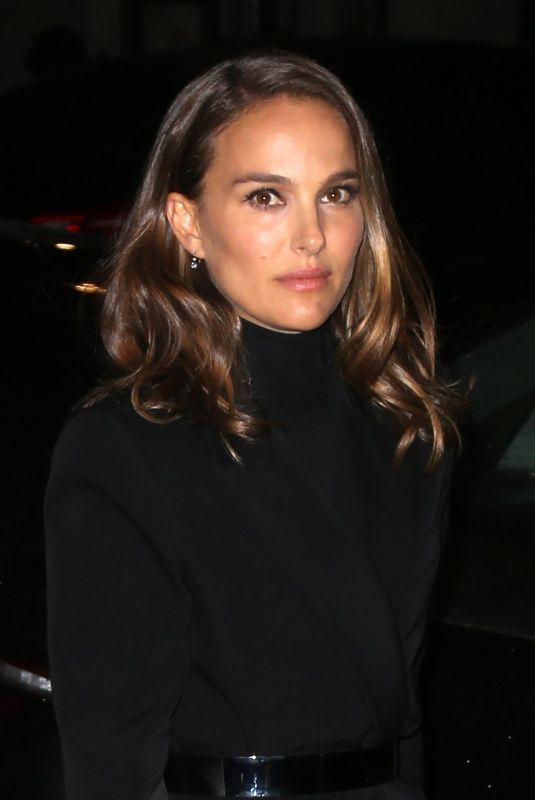 Natalie Portman On the streets of Manhattan in New York City