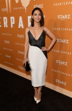 Nazanin Boniadi At premiere of Starz
