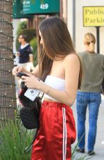 Nicolette Gray Out in Beverly Hills
