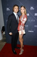 Nina Agdal At Footwear News Achievement Awards in New York City