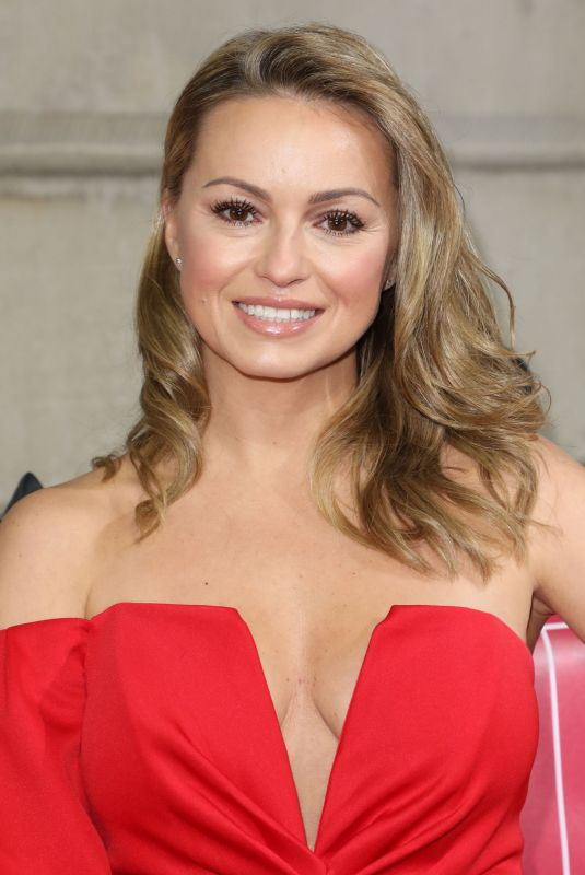 Ola Jordan At Sun Military Awards in London