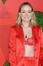 Olivia Wilde At the GQ Men of the Year Party in Beverly Hills