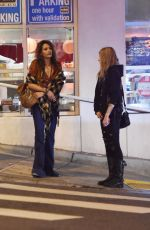Paris Jackson At a liquor store in West Hollywood