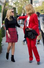 Reese Witherspoon & Laura Dern Out for lunch in Brentwood