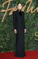 Rosamund Pike At The British Fashion Awards in London