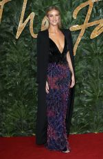 Rosie Huntington-Whiteley At The British Fashion Awards in London