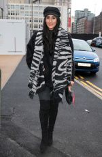 Sair Khan Heading to menagerie restaurant & bar in Manchester