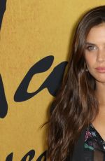 """Sara Sampaio At """"Mary Queen Of Scots"""" New York Premiere"""