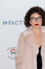 Sarah Hyland At 6th annual Winter Wonderland Toys for Tots Party in LA