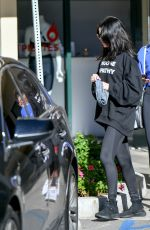 Selena Gomez Wraps up another pilates session in LA