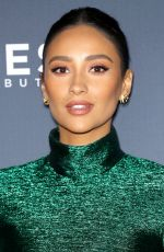 Shay Mitchell At 12th Annual CNN Heroes: An All Star Tribute in New York