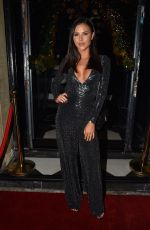 Shelby Tribble Attends MISSPAP X GLAMIFY Christmas event at DASH Liverpool