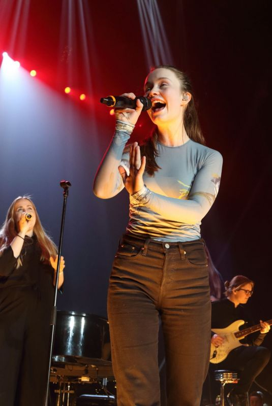 Sigrid At Ellie Goulding for Streets Of London Charity Event