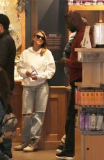 Sofia Richie Out in Woodland Hills