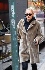 Sophie Turner Out in NYC