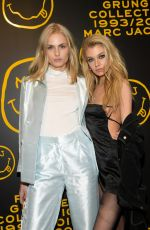 Stella Maxwell At Marc Jacobs Redux Grunge Collection/Marc Jacobs Madison opening in NYC