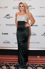 Tallia Storm At Winter Ball in Moscow