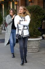 Teresa Palmer Out in New York City