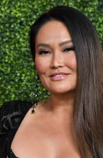 Tia Carrere At GQ Men of the Year Party in Beverly Hills