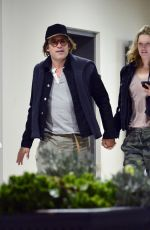 Toni Garrn On a Date with Enrique Murciano in Los Angeles