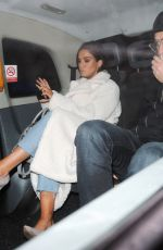 Vicky Pattison Leaving Savage Garden with a Mystery Man