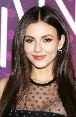 Victoria Justice At amfAR Dance2Cure at Bardot in Hollywood