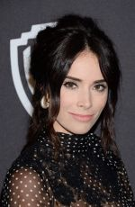 Abigail Spencer At instyle & wb annual golden globe awards post-party, Beverly Hills
