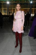 Adele Exarchopoulos At giambattista valli haute couture show at paris fashion Week