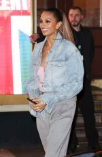 Alesha Dixon Leaves the first Britain