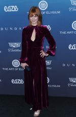 Alicia Witt At the art of elysium