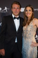 Alize Cornet Attends the hopman cup new year