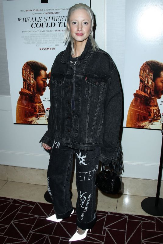 Andrea Riseborough At the Los Angeles special screening of Annapurna Pictures