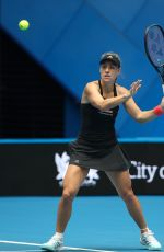 Angelique Kerber During the Hopman Cup Tennis sponsored by Mastercard at RAC Arena in Perth