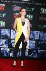 Annie Wersching At Stan Lee Tribute at TCL Chinese Theatre in Hollywood